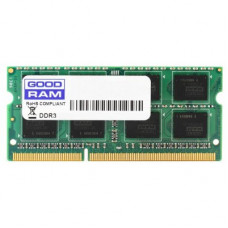 Оперативная память DDR3 SDRAM SODIMM 2Gb PC3-12800 (1600); GoodRAM (GR1600S3V64L11/2G)