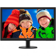 Монитор TFT 21.5'' TN Philips 223V5LSB2/10; Black Glossy