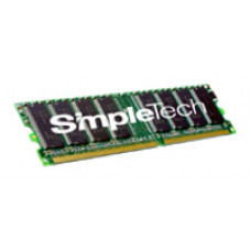 Оперативная память 1Gb DDR; PC-3200 (400); SimpleTech Value memory ( SVM-DDR3200/1GB )