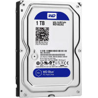 Жесткий диск SATAIII 1000.0 Gb; Western Digital Blue (WD10EZRZ)