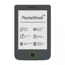 Электронная книга PocketBook 614 White (PB614-Y-RU)