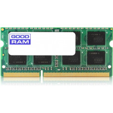 Оперативная память DDR3 SDRAM SODIMM 8Gb PC3-12800 (1600); GoodRAM (GR1600S3V64L11/8G)
