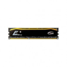 Оперативная память DDR4 SDRAM 4Gb PC4-19200 (2400); Team Elite Plus Gold&Black (TPD44G2400HC1601)
