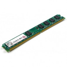 Оперативная память DDR2 SDRAM 1Gb PC-6400 (800); Transcend (TS128MLQ64V8U)
