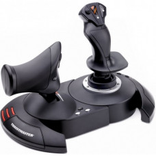 Джойстик ThrustMaster T.Flight Hotas X (4160543); USB; Black
