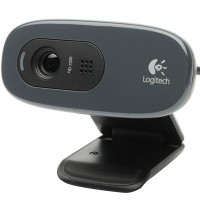 Web-камера Logitech HD Webcam C270; Black (960-001063)