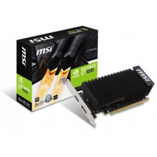 Видеокарта PCIEx16 2048Mb GeForce GT 1030 Low Profile OC (GT 1030 2GH LP OC); MSI