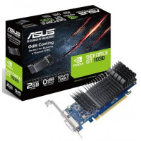 Видеокарта PCIEx16 2048Mb GeForce GT 1030 Low profile (GT1030-SL-2G-BRK); Asus