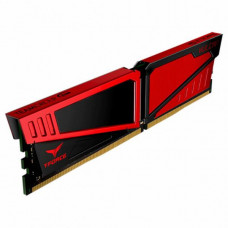 Оперативная память DDR4 SDRAM 4Gb PC4-19200 (2400); Team T-Force Vulcan Red (TLRED44G2400HC1401)