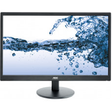 Монитор TFT 21.5'' TN AOC E2270SWDN; Led; Black