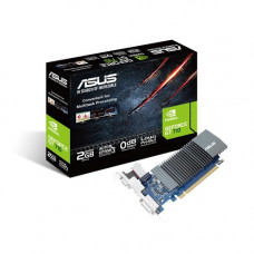 Видеокарта PCIEx16 2048Mb GeForce GT 710 (GT710-SL-2GD5-BRK (12*)); Asus
