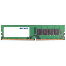 Оперативная память DDR4 SDRAM 4Gb PC4-19200 (2400); Patriot Signature Line (PSD44G240082)