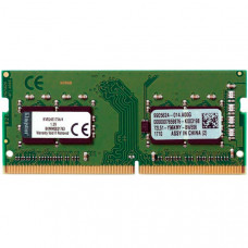 Оперативная память DDR4 SDRAM SODIMM 4Gb PC4-19200 (2400); Kingston ValueRAM (KVR24S17S6/4)