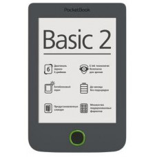 Электронная книга PocketBook 614 Basic 2 Grey (PB614-Y-CIS)