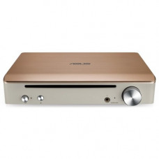 Дисковод Blu-ray Writer + SoundCard Asus (BW-S1 PRO/GOLD/G/AS); USB 2.0; Gold