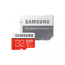 Карта памяти micro SDHC 32Gb Samsung EVO Plus (MB-MC32GA/RU); Class 10; SD-adapter