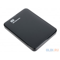 Жесткий диск USB 3.0 1000.0 Gb; Western Digital Elements Portable (WDBMTM0010BBK-EEUE)