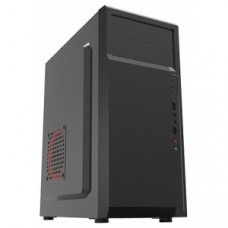 Корпус ATX Boost 5513; Midi-Tower; 2xUSB 2.0; Black; без БП