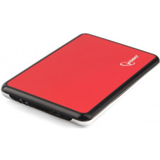 Карман для HDD Gembird EE2-U3S-61; SATA 2.5'' USB3.0; Red