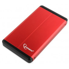 Карман для HDD Gembird EE2-U3S-2-R; SATA 2.5'' USB3.0; Red