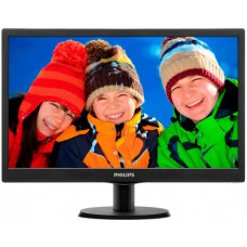 Монитор TFT 19.5'' TN Philips 203V5LSB26/62; Black