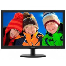 Монитор TFT 18.5'' TN Philips 193V5LSB2/62; Black