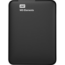 Жесткий диск USB 3.0 1000.0 Gb; WD Passport Portable (WDBYVG0010BBK-WESN)